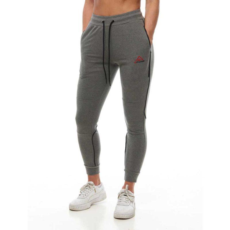 Dchange slim fit joggers gray women