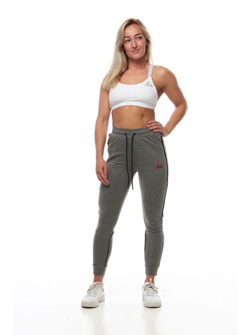 Dchange slim fit joggers gray women